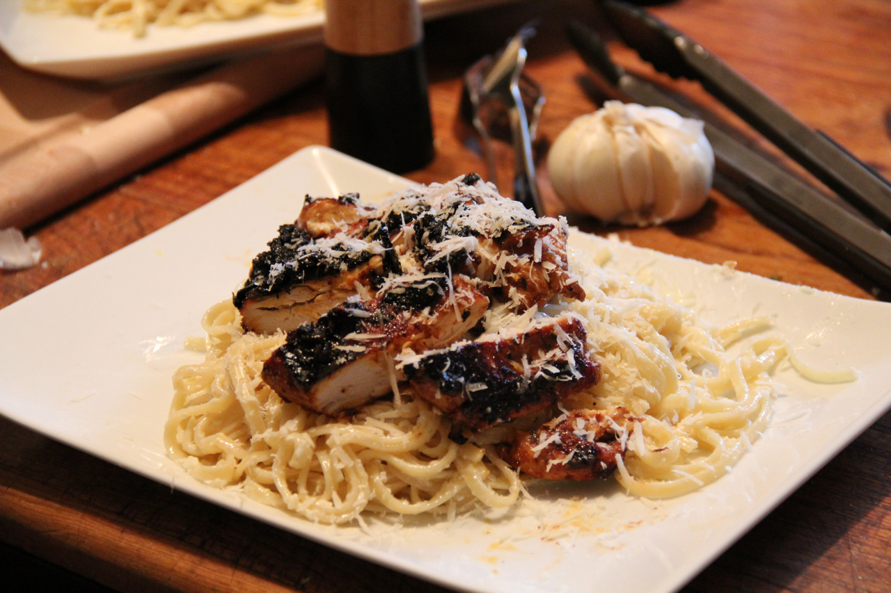 Best Yet: Blackened Chicken Alfredo – You\'ve Got Nae